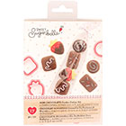 Mini Chocolate Cookie Cutter Kit by Sweet Sugarbelle