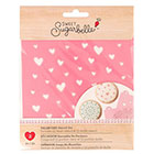 Valentine Stencil Set by Sweet Sugarbelle