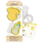 Special Delivery Cookie Cutter Stencil Set by Sweet Sugarbelle