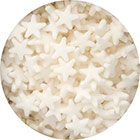 White Stars Confetti Sprinkles
