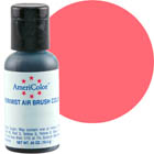 Coral Red Americolor® AmeriMist™ Air Brush Food Color