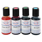 Americolor AmeriMist™ Air Brush Food Color (4 Colors)