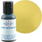 Gold Sheen Americolor® AmeriMist™ Air Brush Food Color
