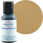 Bronze Sheen Americolor® AmeriMist™ Air Brush Food Color