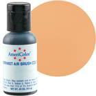 Orange Sheen Americolor® AmeriMist™ Air Brush Food Color