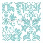 Damask Cookie Stencil