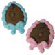 Icing Layons - African American Baby Face Pink & Blue