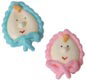 Icing Layons - Caucasion Baby Face Pink & Blue