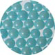 4mm Blue Sugar Pearls / Dragees