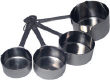 Measuring Cups-Stainless Steel