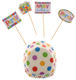 Birthday Cupcake Decorating Kit