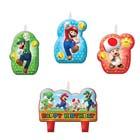 Super Mario Candle Set