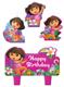 Dora Candle Set
