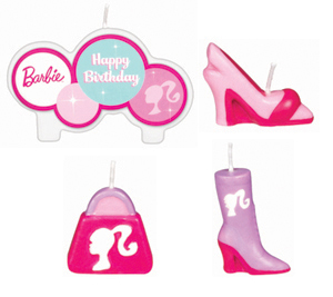 Candles - Barbie Doll'd Up
