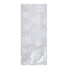 White Snowflake Small Party Bags