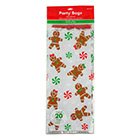 Gingerbread Small Treat Bags