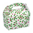 1 lb. Holly Treat Box