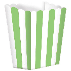 1/2 lb. Kiwi Stripe Popcorn Style Treat Box