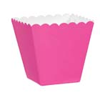 1/8 lb. Bright Pink Favor Box