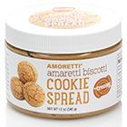 Amaretti Biscotti Cookie Spread by Amoretti