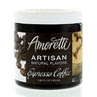 Espresso Coffee Artisan Natural Flavors by Amoretti