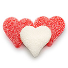 Sour Heart Gummies