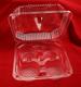 Plastic Shell - Holds 4 Jumbo Size Cupcakes