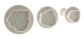 Carelian Leaf Plunger Cutter Set