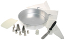 14 Piece Cake Kit with Cake Pan