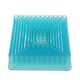 Fluted Square Plastic Cutter Set