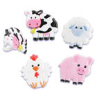 Farm Animals Rings