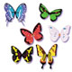 Butterflies-Assorted Cake Toppers