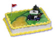 Golf Cart Cake Kits