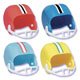 Football Helmets Cake Toppers