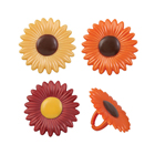 Fall Daisy Rings