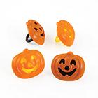 Stacked Pumpkin Rings