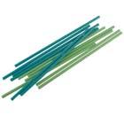 Green and Blue Cake Pop Sticks