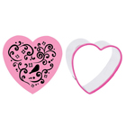 Heart Swirls Cookie Cutter and Stamp Set