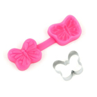 Butterfly Silicone Mold and Cutter Set