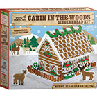 Cabin In The Woods Gingerbread House Kit