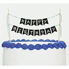 Create-Your-Own Chalkboard Cake Topper Kit