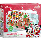 Mickey Mouse Gingerbread House Kit