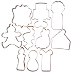The Cookie Companion Cutter Set
