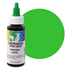 Liquid Green Chefmaster Candy Color (Old Item # 41-3279)