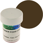 Brown Chefmaster Powdered Food Color (Old Item # 41-4309)