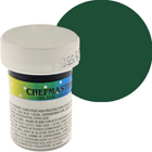 Forest Green Chefmaster Food Color Gel (Old Item # 41-2328)
