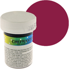 Burgundy Wine Chefmaster Food Color Gel (Old Item # 41-3376)