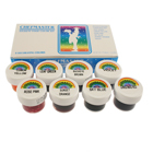 Chefmaster Student Food Color Gel Kit (Old Item # 41-3162)