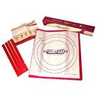 DoughEZ® Non-Stick Pastry Mat Kit