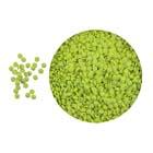 Bright Green Shimmer Confetti Sprinkles
